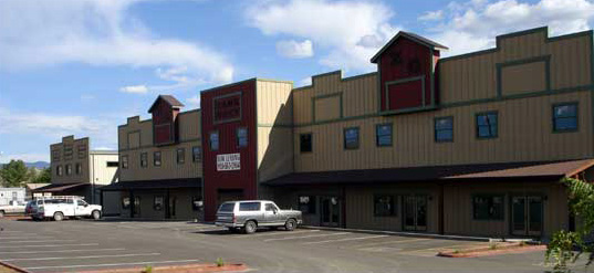 Zane Grey Mini Storage and Commercial Complex